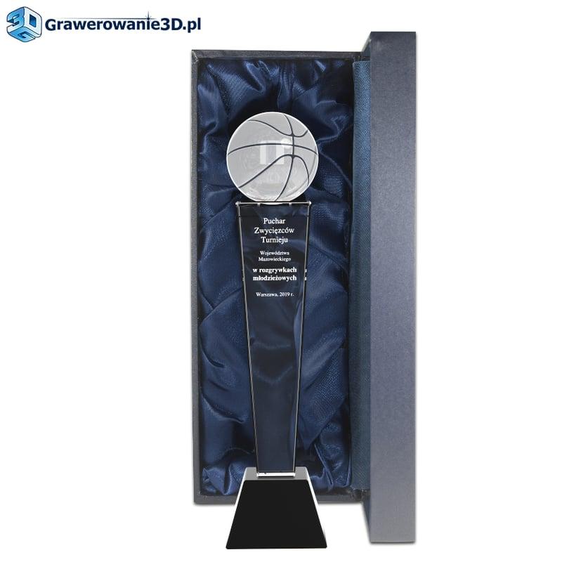 statuetka dla drużyny koszykarskiej grawer
